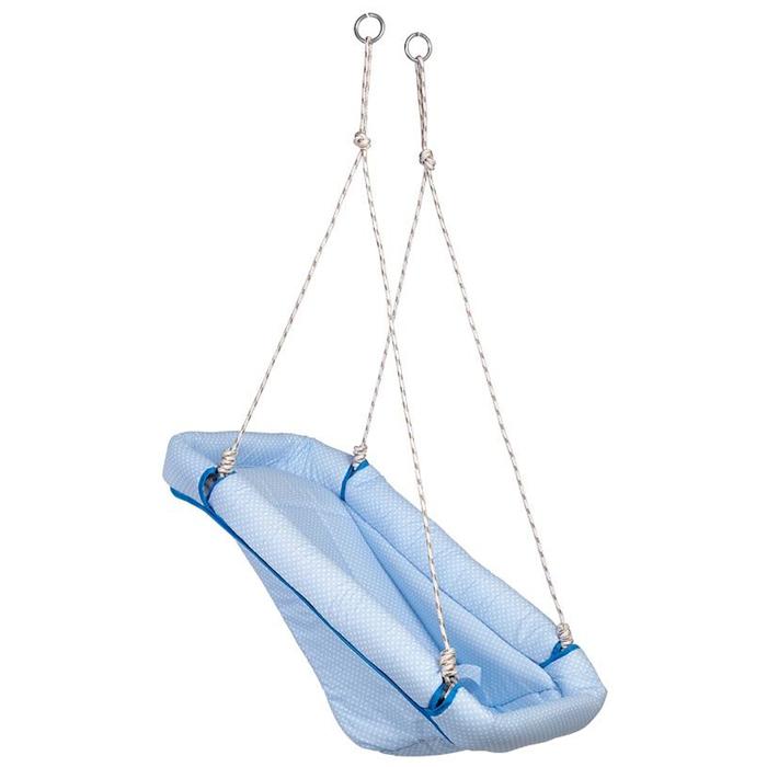 Качели «Фея» «Гамак» комфорт, цвет голубой