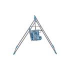 Качели детские напольные «Чарли», цвет голубой - фото 105452812