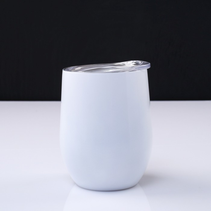 """Термокружка """"Винная"""" 330 мл, сохраняет тепло 8 ч, микс"""