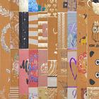 Набор бумаги для скрапбукинга «Крафтовые карточки», 10 листов, 30 × 30 см