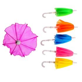 """Umbrella small """"Classic"""", d= 20 cm, MIX color"""