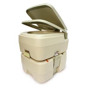 Биотуалет BIOFORCE Compact, нижний бак 12л, верхний бак 20 л