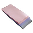 Бумага для мелирования Sibel цветная 16,5х9 см, 200 листов