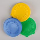 Крышка для консервирования, полиэтиленовая, цвет МИКС