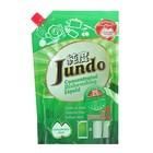 Средство для мытья посуды и детских принадлежностей Jundo Green tea with Mint, 800 мл