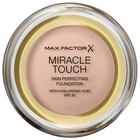 Тональная основа Max Factor Miracle Touch SPF 30, тон 55 Blushing Beige