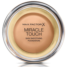 Тональная основа Max Factor Miracle touch, тон 080 Bronze
