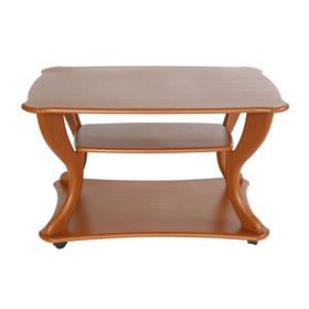 Стол журнальный «Маэстро», сж-02, 900 × 600 × 560 мм, цвет вишня