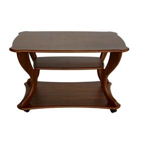 Стол журнальный «Маэстро», сж-02, 900 × 600 × 560 мм, цвет орех