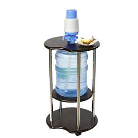 Подставка под бутыль, 420 × 450 × 750 мм, цвет венге