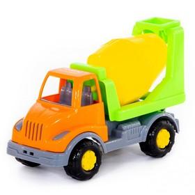 Автомобиль — бетоновоз «Леон», цвета МИКС
