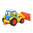 Трактор — погрузчик «Базик», цвета МИКС - фото 105649709