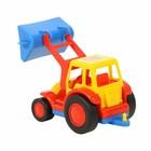 Трактор — погрузчик «Базик», цвета МИКС - фото 105649711