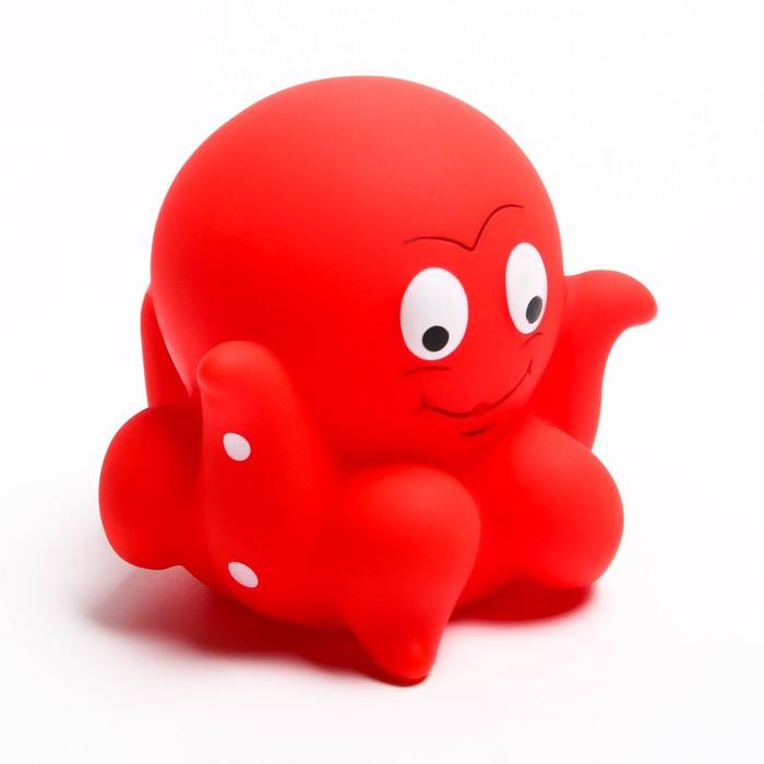 Игрушка для купания «Светящийся Осьминожек»