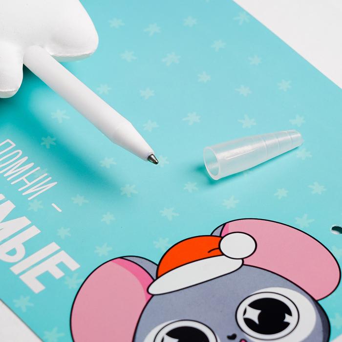 Ручка-сквиш «Котики» - фото 366925470