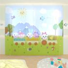 Фототюль «Малышарики 5», размер 290 × 260 см, вуаль