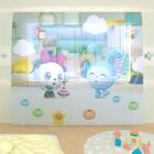 Фототюль «Малышарики 18», размер 290 × 260 см, вуаль