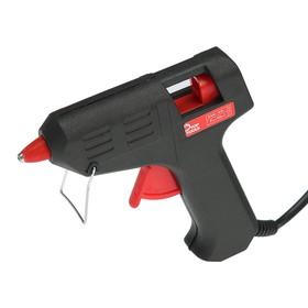Клеевой пистолет электрический Top Tools 42E581, 8 мм, 10 Вт, нагрев 4-5 мин, 8 г/мин
