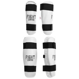Защита для тхэквондо (голень+локоть) FIGHT EMPIRE, размер M