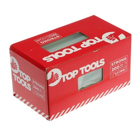 Стержни клеевые Top Tools 42E152, 11х200 мм, 100 шт., прозрачные