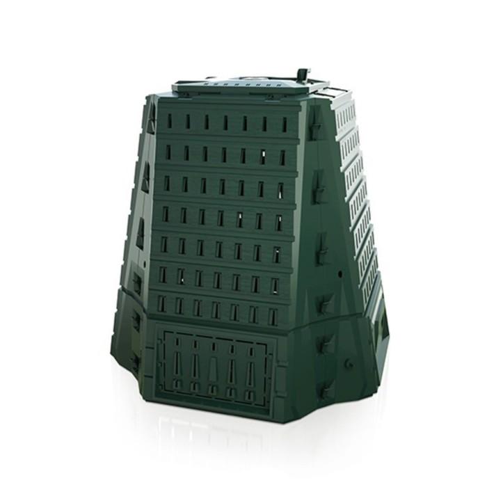 УЦЕНКА Компостер Biocompo 900 л, цвет зеленый