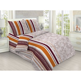 Bed linen duet, 147x210cm - 2pcs, 220x200cm, 70x70cm - 2pcs, calico