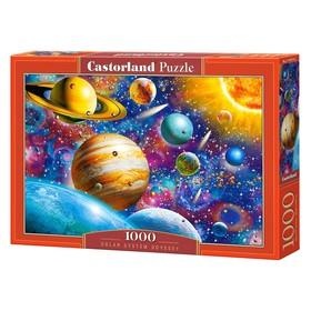 Пазл 1000 элементов «Солнечная система»