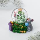 Снежный шар «Ёлка»