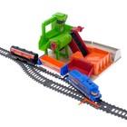Железная дорога «Каменоломня», работает от батареек - фото 105643436