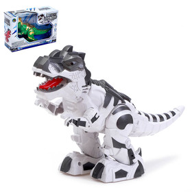 "Dinosaur-the robot ""Rex"", battery powered light and sound effects, the MIX"