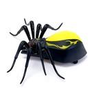 Паук «Чёрная вдова», работает от батареек, световые и звуковые эффекты, МИКС - фото 105499643