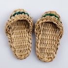 Сувенир «Тапочки», 7 см, сыть