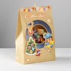 Пакет подарочный «Ретро», набор для создания, 15.5 × 28.5 см