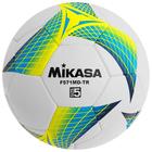 Мяч футбольный MIKASA F571MD-TR-B, размер 5, PVC, ручная сшивка, 32 панели, 3 подслоя