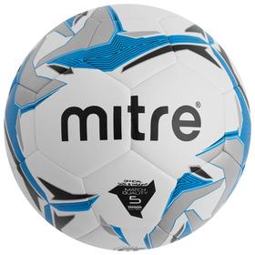 Мяч футбольный MITRE Astro Division Hyperseam, размер 5, PU, машинная сшивка, 32 панели, 2 подслоя, BB1069WKR