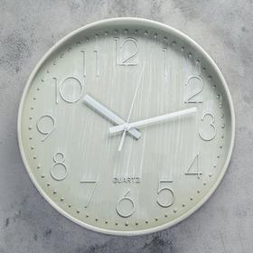"""Часы настенные, серия: Классика, """"Силиври"""", d=30 см, микс"""
