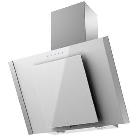 Вытяжка Shindo OSTARIA sensor 60 SS/WG, наклонная, 600 м3/ч, 3 скорости, 60 см, белая