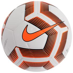 Мяч футбольный NIKE Strike Pro TM, размер 4, TPU, машинная сшивка, 12 панелей, SC3936-101