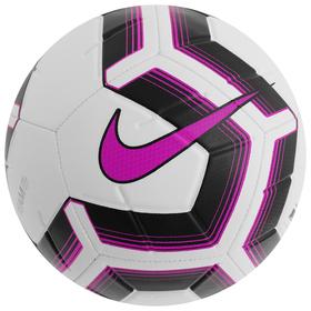 Мяч футбольный NIKE Strike Team, размер 5, TPU, IMS, машинная сшивка, 12 панелей, SC3535-100