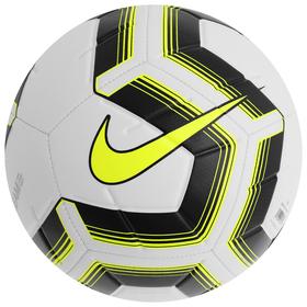 Мяч футбольный NIKE Strike Team, размер 5, TPU, IMS, машинная сшивка, 12 панелей, SC3535-102