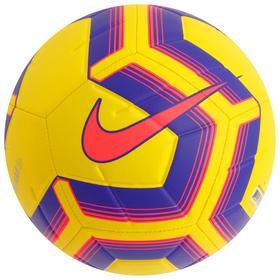 Мяч футбольный NIKE Strike Team, размер 5, TPU, IMS, машинная сшивка, 12 панелей, SC3535-710