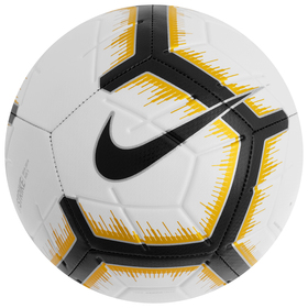 Мяч футбольный NIKE Strike, размер 5, TPU, машинная сшивка, 12 панелей, SC3310-102