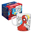 Кружка под роспись «Spider-Man», Человек-Паук, 250 мл