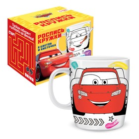 Be the first mug for painting, Wheelbarrows, 250 ml