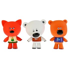 A set of 3 bathing toys