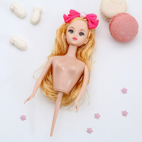 Кукла для торта «Сандра», 18×7×4,5 см, МИКС