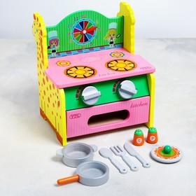 Игровой набор «Кухня-Жираф» 27×21×7 см