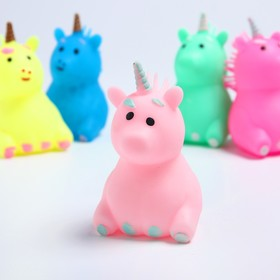 """Malka with hydrogel """"Unicorn"""", colors MIX"""