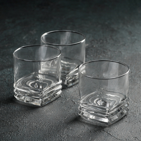 "A set of glasses 250 ml ""Jamieson"", 3 PCs"
