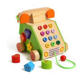 Логический центр «Телефон» 18,8×19,8×18 см